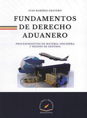FUNDAMENTOS DE DERECHO ADUANERO