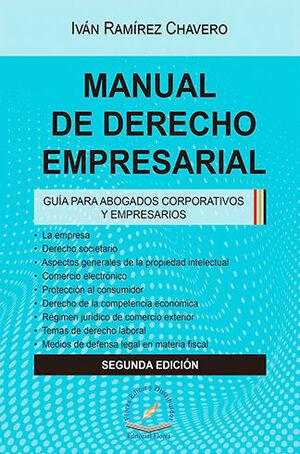 MANUAL DE DERECHO EMPRESARIAL - 2.ª ED. 2021