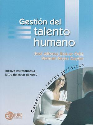 GESTIÓN DEL TALENTO HUMANO