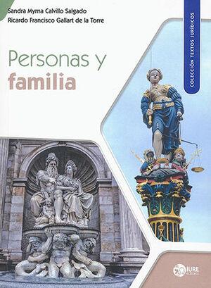PERSONAS Y FAMILIA