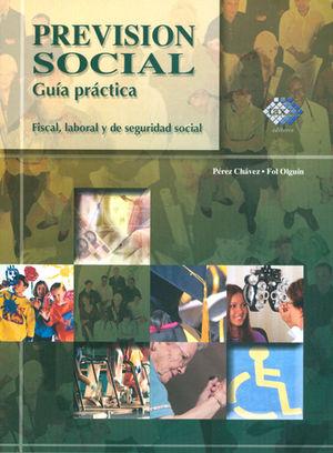 PREVISION SOCIAL GUÍA PRÁCTICA