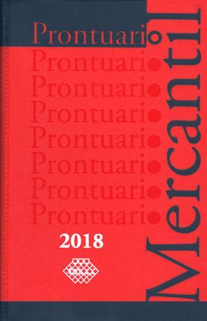 PRONTUARIO DE DERECHO MERCANTIL. 2018
