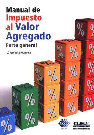 MANUAL DE IMPUESTO AL VALOR AGREGADO