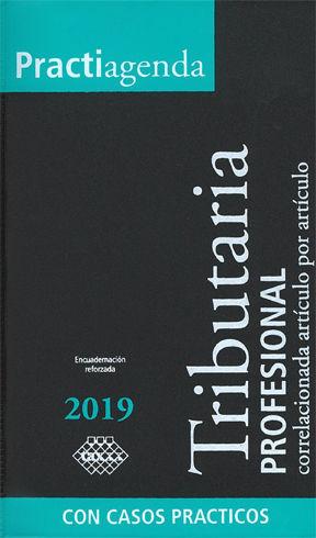 PRACTIAGENDA TRIBUTARIA PROFESIONAL. 2019