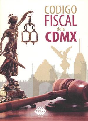 CÓDIGO FISCAL DE LA CDMX 2019