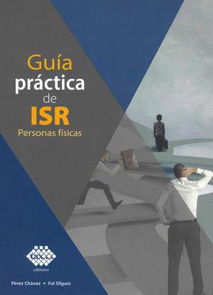 GUÍA PRÁCTICA DE ISR. 2019