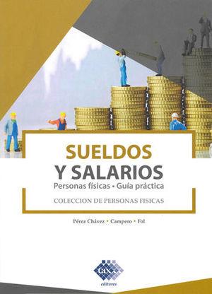 SUELDOS Y SALARIOS. 2019