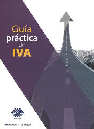 GUÍA PRÁCTICA DE IVA. 2019