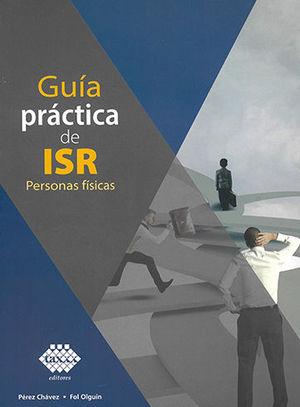 GUÍA PRÁCTICA DE ISR (2020) - PERSONAS FÍSICAS