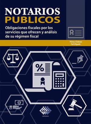 NOTARIOS PÚBLICOS (2020)