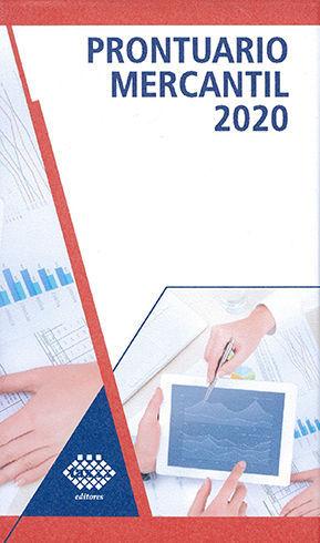 PRONTUARIO DE DERECHO MERCANTIL (2020)