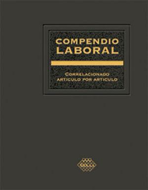 COMPENDIO LABORAL 2 TOMOS 2020