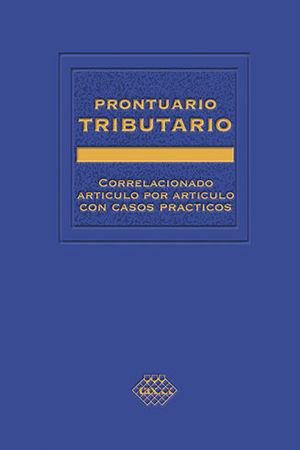 PRONTUARIO TRIBUTARIO (2020)