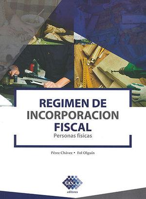 REGIMEN DE INCORPORACIÓN FISCAL