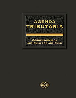 AGENDA TRIBUTARIA - 2021 - CORRELACIONADA ARTÍCULO POR ARTÍCULO