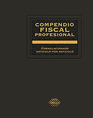 COMPENDIO FISCAL PROFESIONAL 2 TOMOS 2021