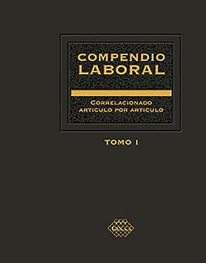 COMPENDIO LABORAL 2 TOMOS 2021