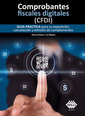 COMPROBANTES FISCALES DIGITALES (CFDI) - 2021