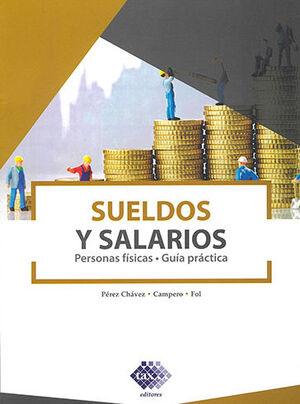 SUELDOS Y SALARIOS (2021)