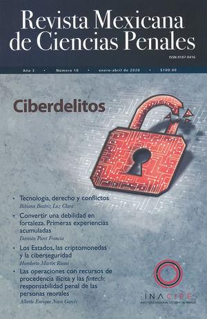 REVISTA MEXICANA DE CIENCIAS PENALES NUM. 10 (ENERO - ABRIL DE 2020)
