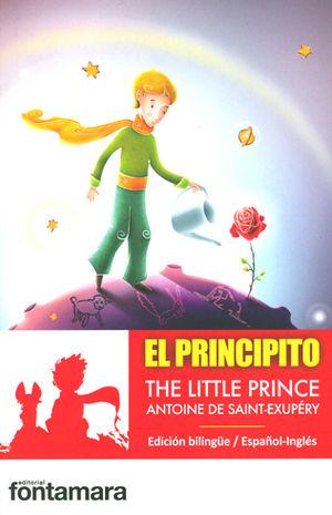 PRINCIPITO, EL (EDICIÓN BILINGUE / ESPAÑOL-INGLÉS)