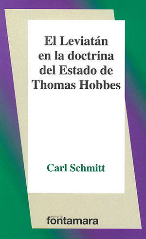 LEVIATÁN EN LA DOCTRINA DEL ESTADO DE THOMAS HOBBES, EL 2.ª ED.