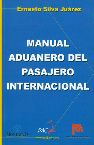 MANUAL ADUANERO DEL PASAJERO INTERNACIONAL