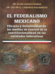 FEDERALISMO MEXICANO, EL