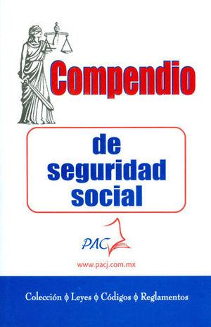 COMPENDIO DE SEGURIDAD SOCIAL