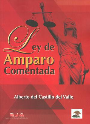 LEY DE AMPARO COMENTADA 2 TOMOS