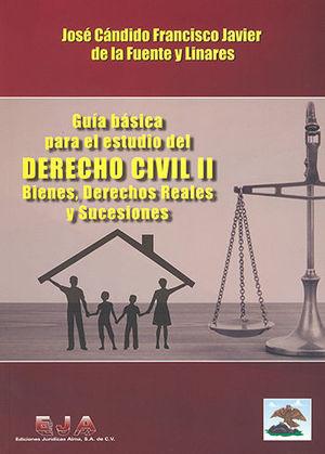 GUIA BÁSICA PARA EL ESTUDIO DEL DERECHO CIVIL - II