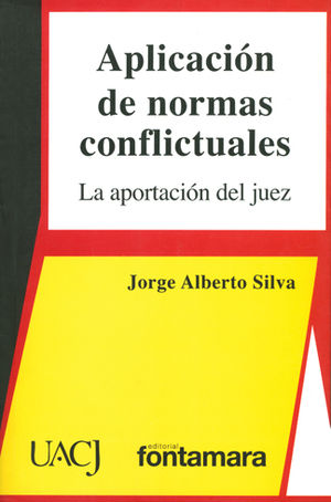 APLICACIÓN DE NORMAS CONFLICTUALES