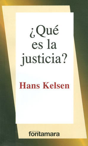QUÉ ES LA JUSTICIA? - 24.ª ED. 8.ª REIMPR. 2019