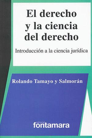 DERECHO Y LA CIENCIA DEL DERECHO, EL