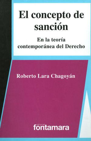CONCEPTO DE SANCIÓN, EL