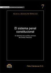 SISTEMA PENAL CONSTITUCIONAL, EL