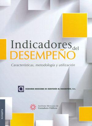 INDICADORES DEL DESEMPEÑO