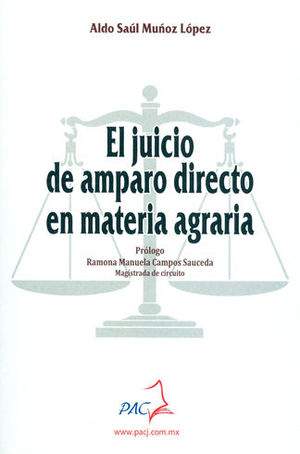 JUICIO DE AMPARO DIRECTO EN MATERIA AGRARIA, EL