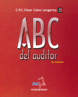 ABC DEL AUDITOR. TERCERA EDICIÓN
