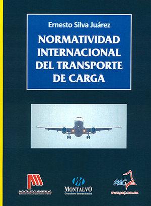 NORMATIVIDAD INTERNACIONAL DEL TRANSPORTE DE CARGA