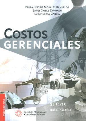 COSTOS GERENCIALES