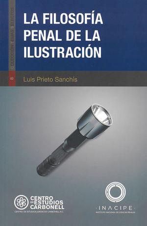 FILOSOFÍA PENAL DE LA ILUSTRACIÓN, LA