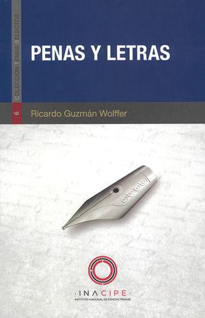 PENAS Y LETRAS