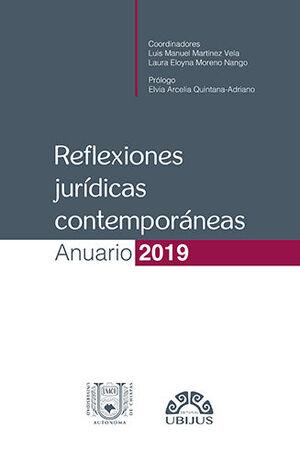 REFLEXIONES JURÍDICAS CONTEMPORÁNEAS