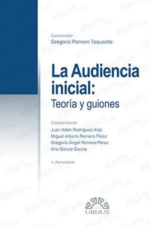 AUDIENCIA INICIAL, LA - TEORÍA Y GUIONES