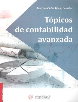 TÓPICOS DE CONTABILIDAD AVANZADA