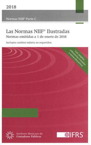 NORMAS INTERNACIONALES DE INFORMACIÓN FINANCIERA 2018 (NIIF) (CONSTA DE 3 VOLÚMENES)