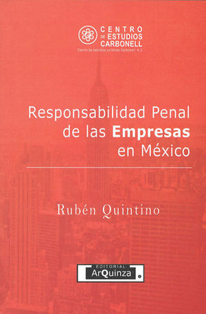 RESPONSABILIDAD PENAL DE LAS EMPRESAS EN MÉXICO