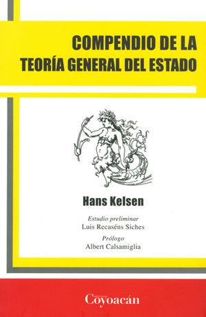 COMPENDIO DE LA TEORÍA GENERAL DEL ESTADO
