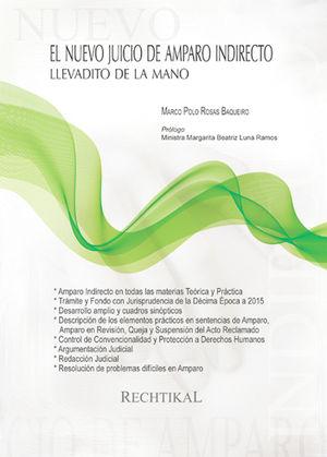 NUEVO JUICIO DE AMPARO INDIRECTO, EL